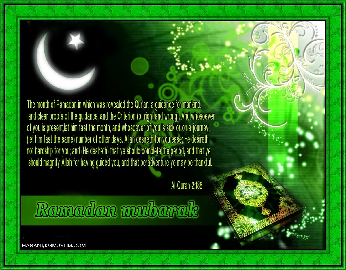 Ramadan Kareem Quotes Picture