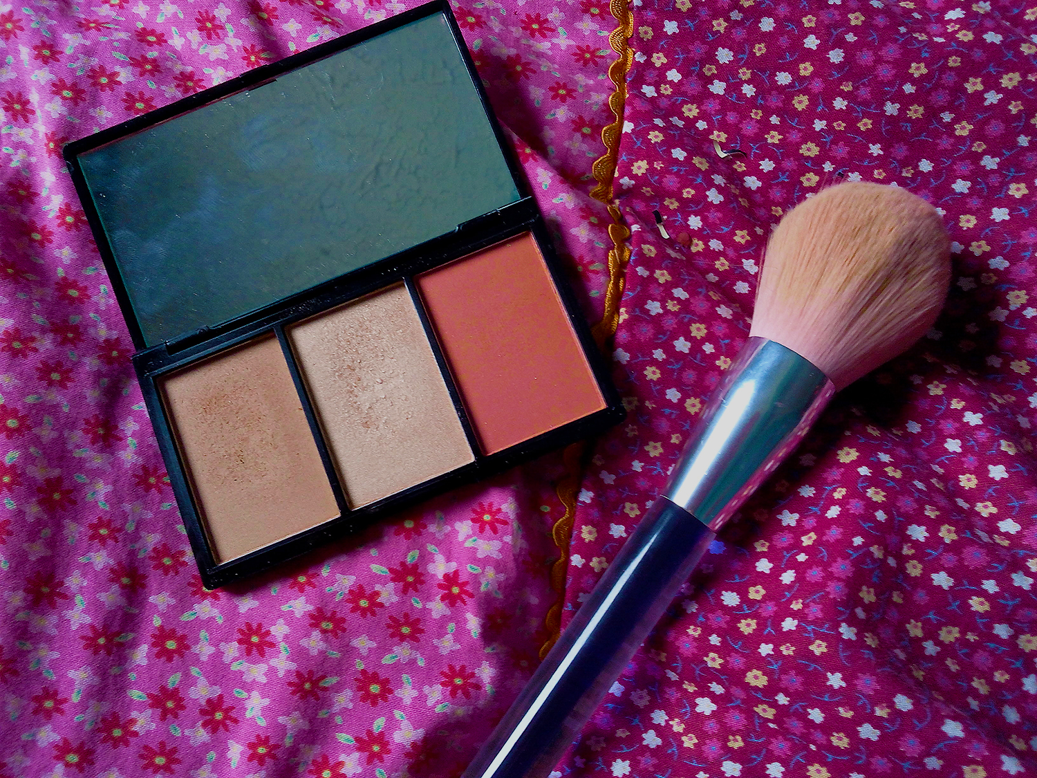 Makeup Revolution Iconic Pro Blush, Bronze & Brighten Rave Review