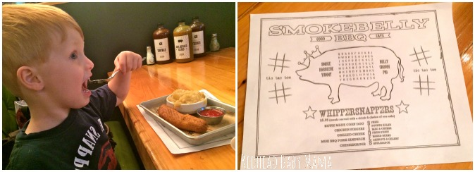 Atlanta's Smokebelly BBQ has some great family-friendly offerings!