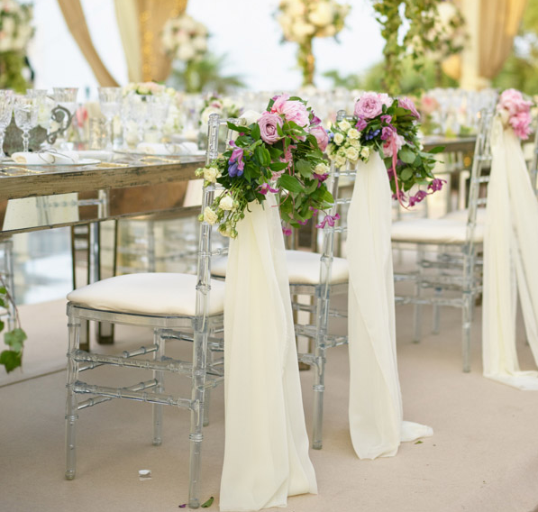 Empresas donde alquilar la decoraci n de tu boda blog de for Decoracion de pared para novios