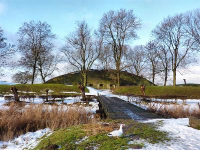 Fort Noorddijk en Hellevoetsluis
