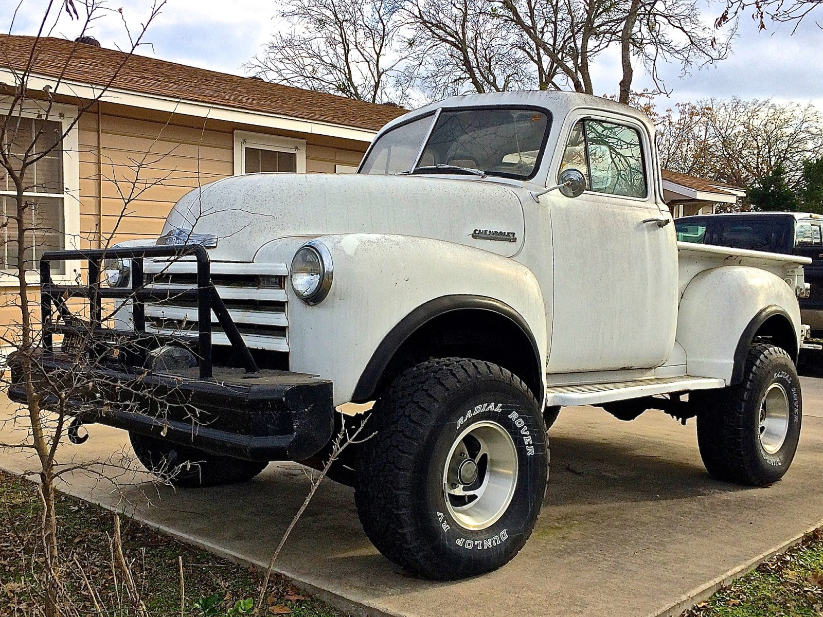 1952 Chevy Truck Lifted Gallant Designs Hot Trucks