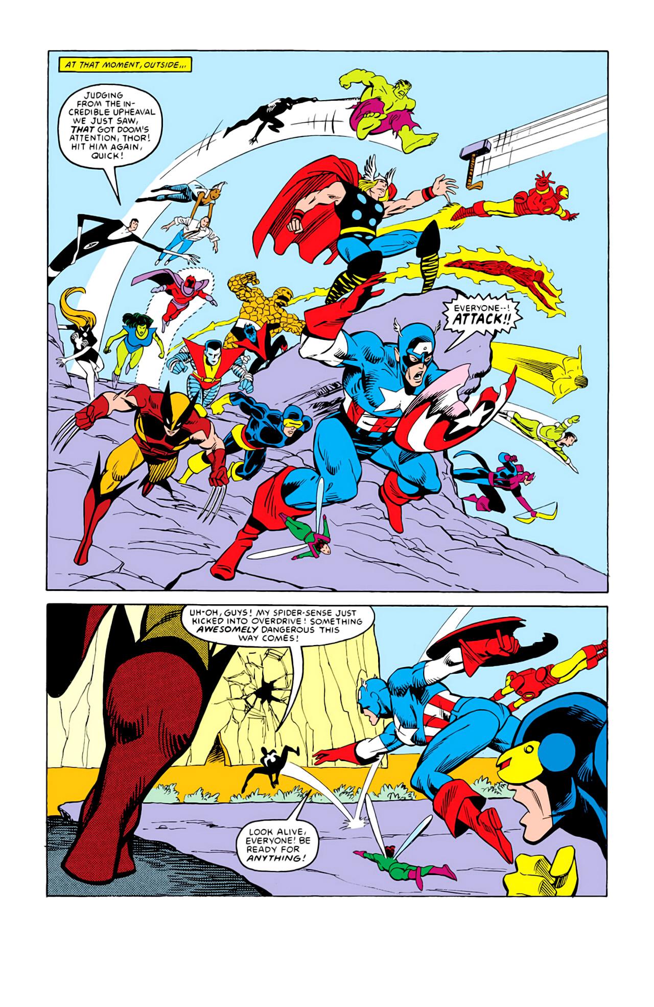 Captain America (1968) Issue #292m #220 - English 22