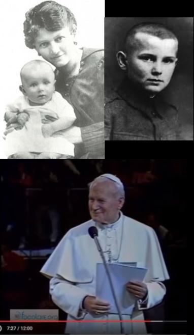 Resumen del Blog Anticristo Juan Pablo II