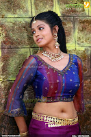 Prathista, deep, navel, show, from, rasaleela