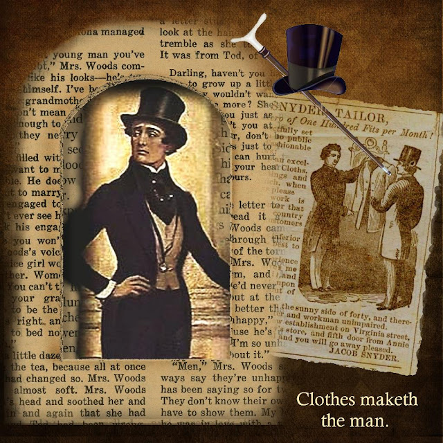 """essay clothes maketh man Although """"clothes make the man"""" seems like some glib ad pitch made by mad men's slick don draper, this proverb, that means people will judge you by the and years later, an expanded version, adagiorum chiliades (1508, 1536), containing 4,251 essays — a proverbial encyclopedia of proverbs."""