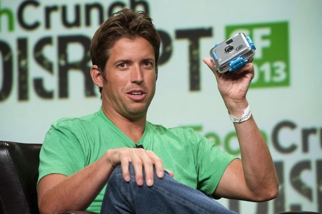Nick Woodman Founder of GoPro