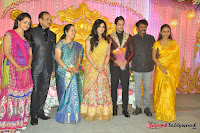 Celebraties at Actor Bharat n Jessy Wedding Reception Photos+%2528104%2529 Actor Bharath n Jessy Wedding Photos
