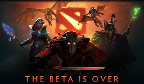 Dota 2: Beta is Over Download Links and Details