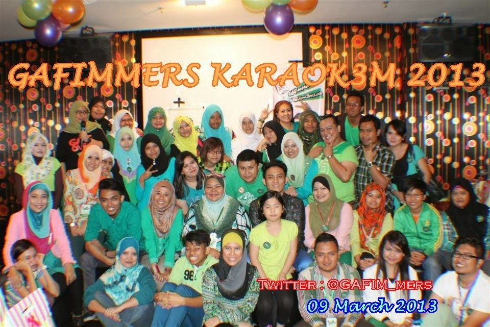 GAFIMMERS KARAOK3M 2013