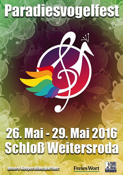 Festivalplakat 2016