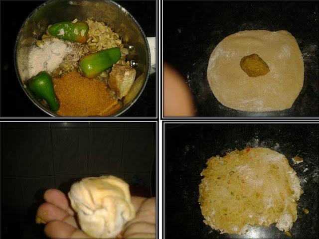 Green Peas Kachori with Spicy Dum Aloo