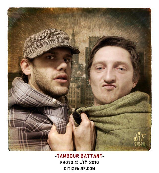 [15/10/11] Electro Party V @ 22 D'auron ! Tambour+Battant