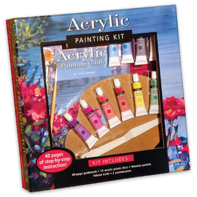 Amazon.com: learn to paint kit