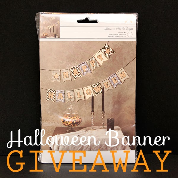 Halloween Banner Giveaway image