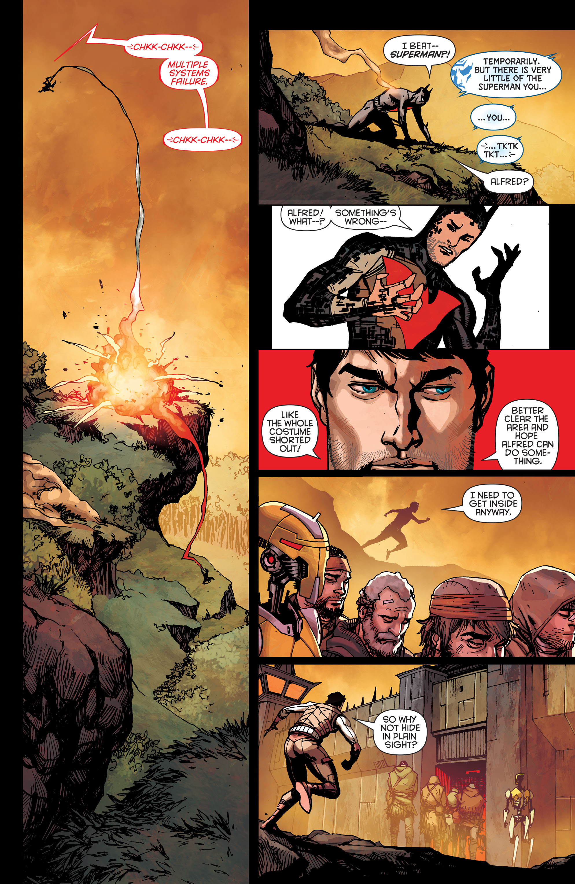 Batman Beyond (2015) Issue #1 #1 - English 20