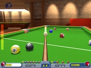 Download Game Bilyard Arcade Pool 2