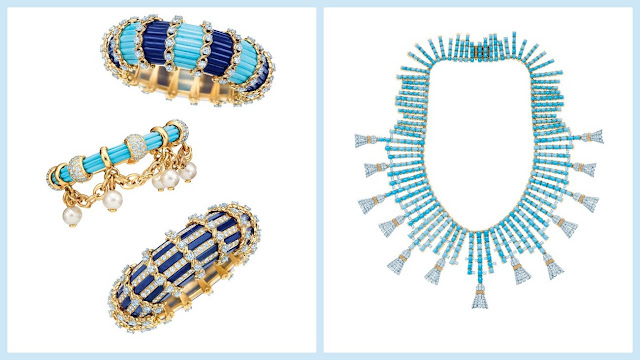 Tiffany & Co. unveils its 2013 jewelry collections.