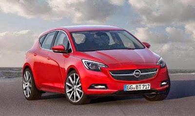 Το νέο Opel Astra 2016