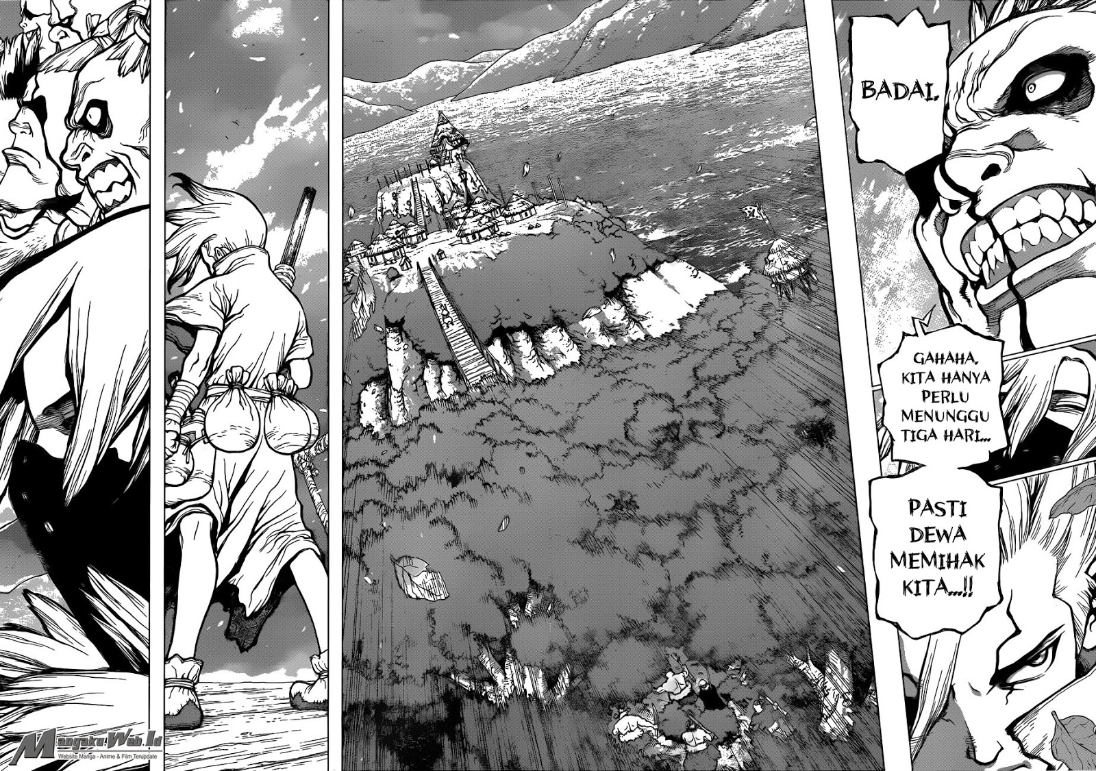 Dr. Stone Chapter 47-12