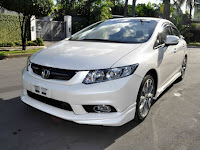 Spesifikasi dan Harga Honda All New Civic FB