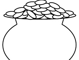 Rainbow Coloring Page Free