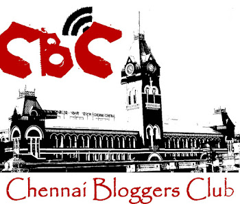 Proud member of The Chennai Bloggers Club
