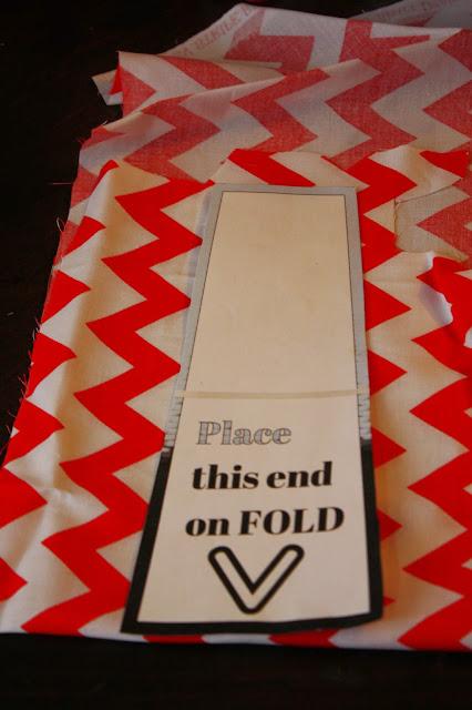 free fabric headband pattern