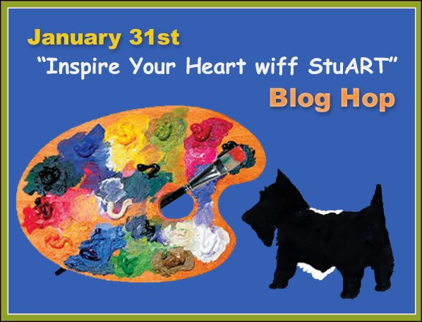 "Inspire Your Heart With StuART""."
