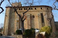 iglesia de Sant Pere de Pals
