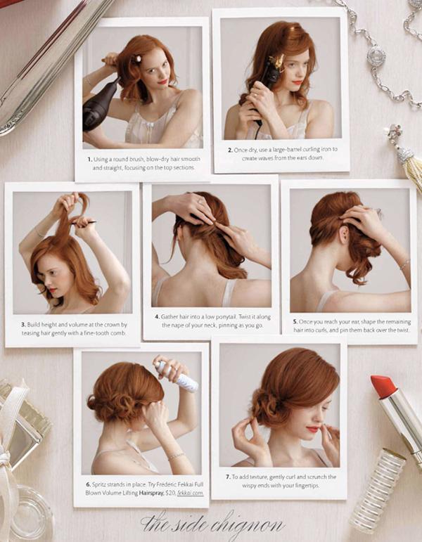 Быстрые прически на длинные волосы инструкция
