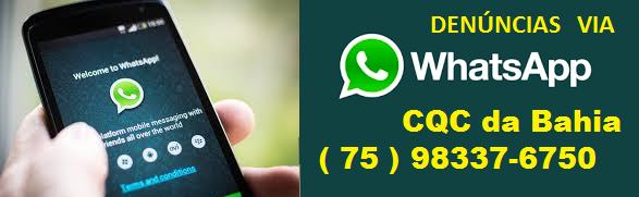 WhatsApp CQC da Bahia