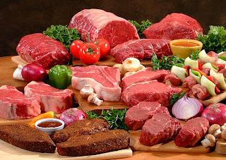carne, corazón, cáncer