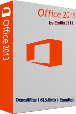 Office 2013 en 1 link Full Español Activador Incluido