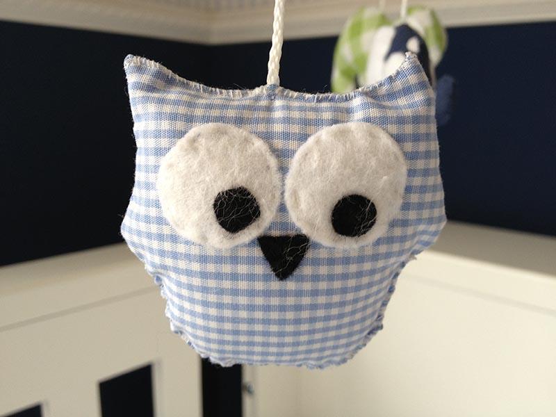 Baby-Projekte in der Mutterschutzzeit. Ein selbstgemachtes Mobile ...