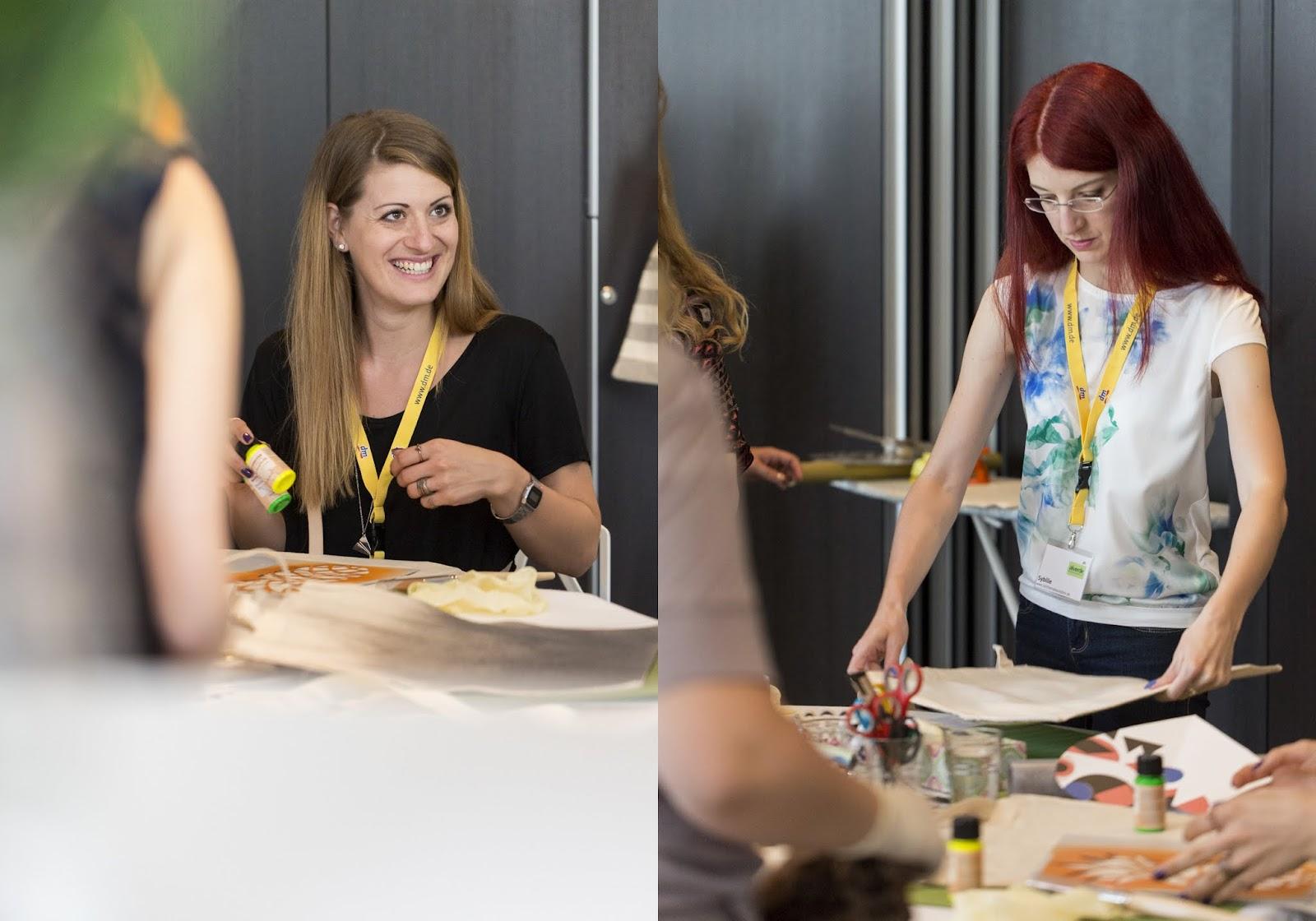 Alverde Blogger Event 2015 Chrissy und Sybille