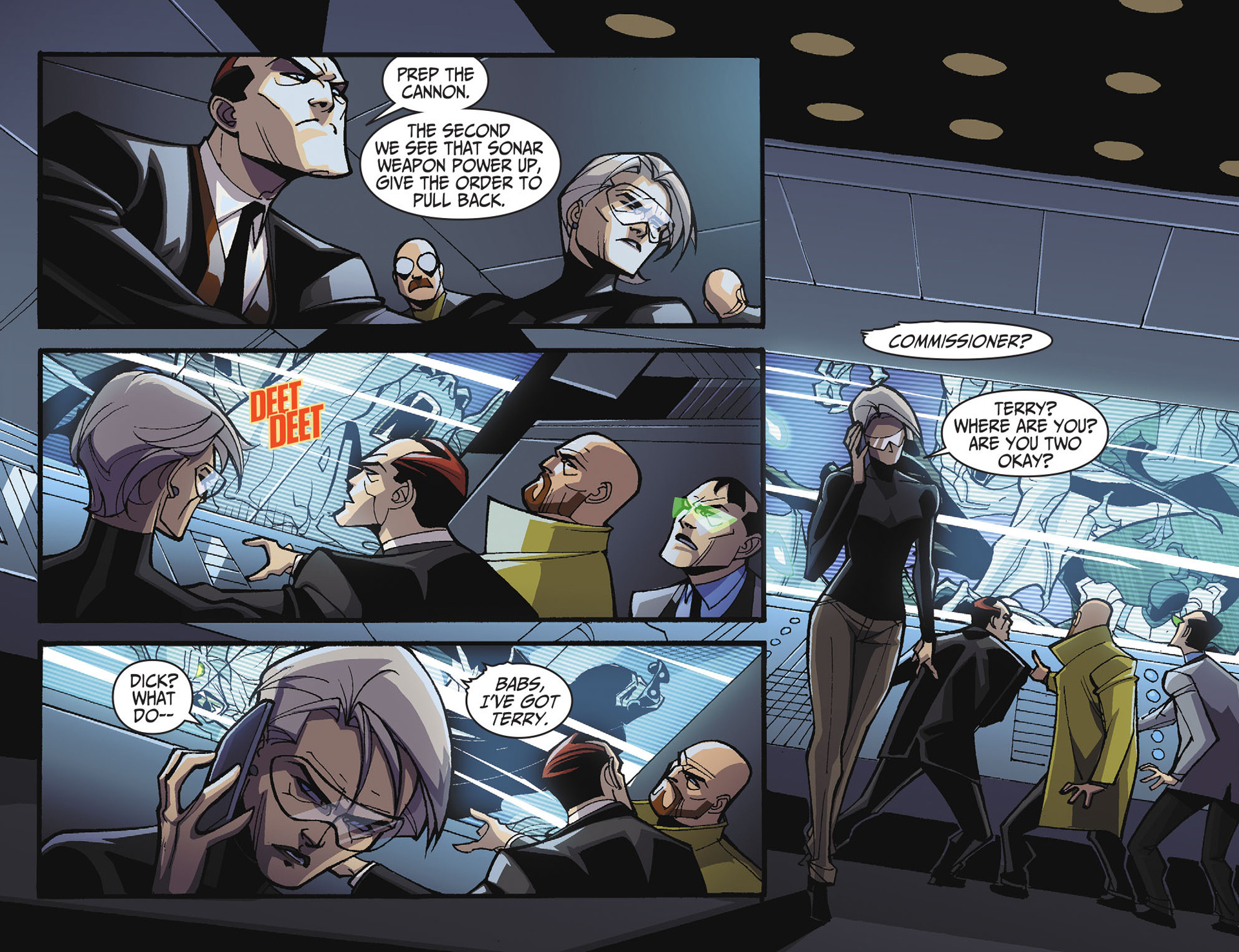 Batman Beyond 2.0 #14 #27 - English 12