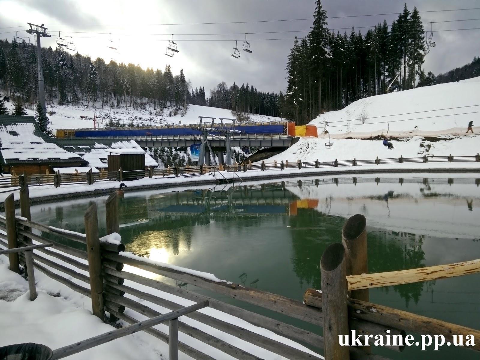 Погода в Буковеле в декабре