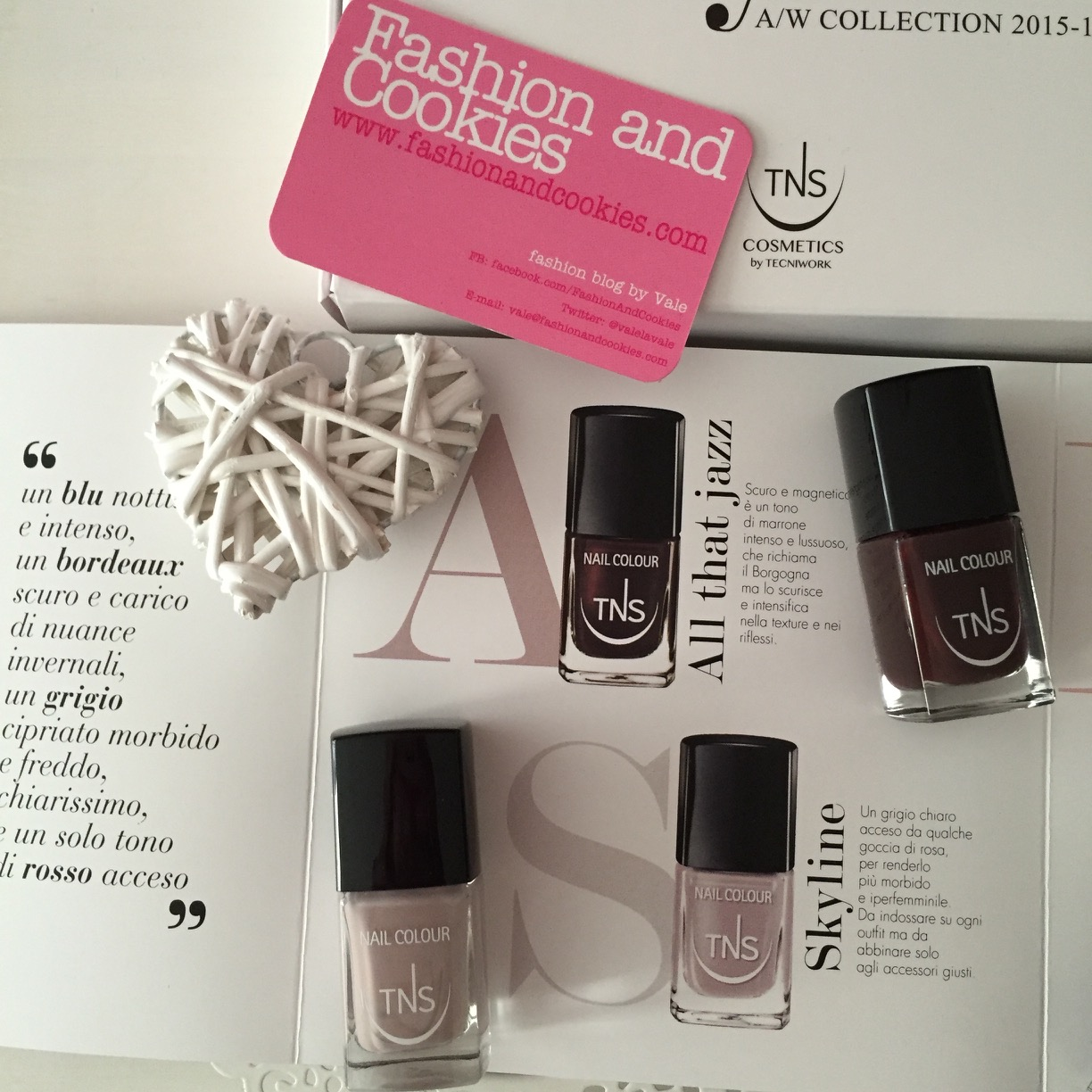 Skyline Collection, four nail polish shade by TNS Cosmetics on Fashion and Cookies beauty blog, beauty blogger