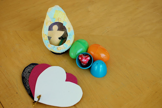 Why Easter - A Heart Lesson {hands-on look at the gospel}
