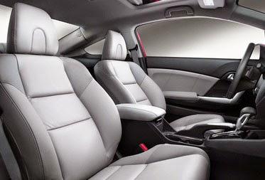 Honda civic Leather seat cover