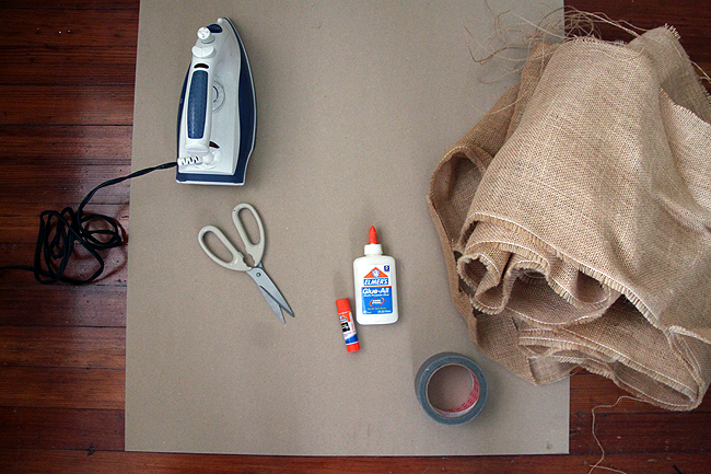 Easy Diy Photo Backdrop Idea Simple Cardboard And Fabric Easy To