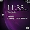 Cara Mengaktifkan Fitur Lock Screen Message Pada Blacberry