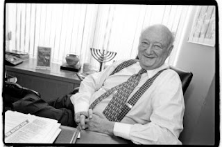 &quot;I Am a Jew in the Front Pew&quot; said Ed Koch