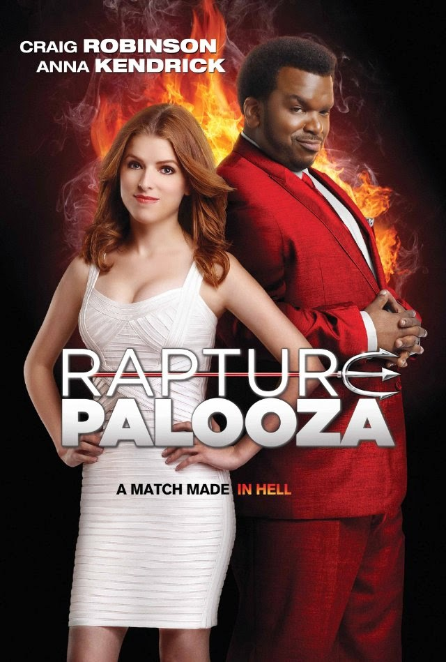 La película Rapture-Palooza