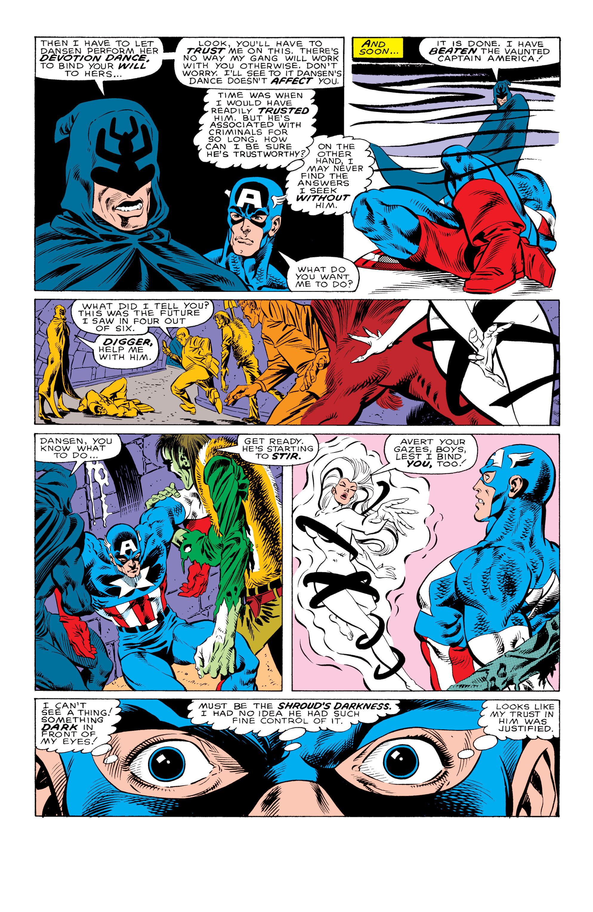 Captain America (1968) Issue #330 #259 - English 12