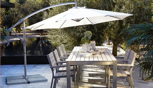Interior relooking 5 mosse per arredare il giardino perfetto - Ombrelloni giardino ikea ...