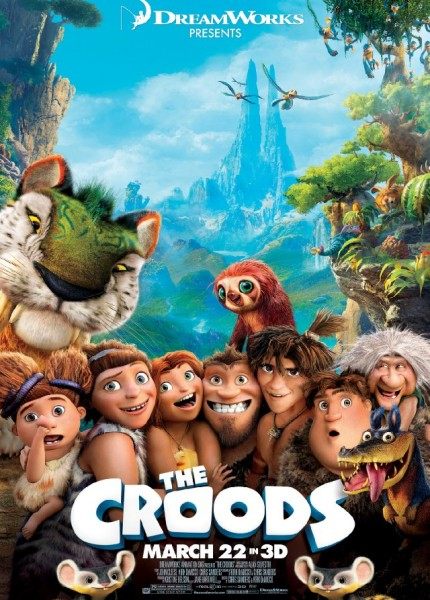 Crood'lar – The Croods filmi izle