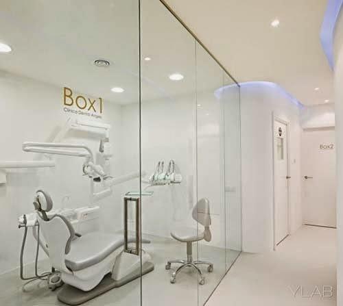 dental office interior designylab arquitectos