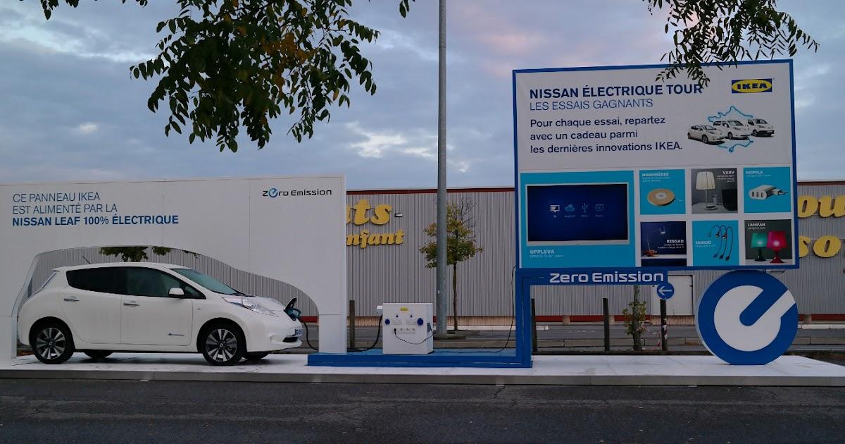 Lektrisk: -Nissan Leaf med 60kWh batteri i 2018